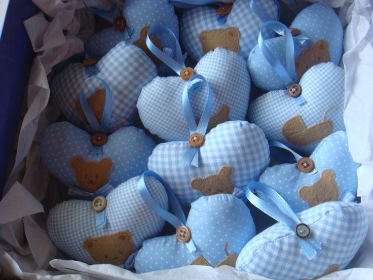 Lembrancinhas de maternidade Nicolas