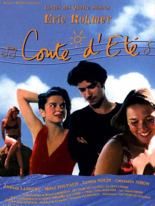 Conte d'été (1996) - Éric Rohmer - Melvil Poupaud