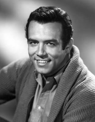 PERNELL ROBERTS (1928 - 2010) another hotty from Bonanza, who later was a sexy bald doc in Trapper John MD!