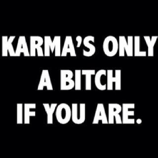 haKarma, Inspiration, Quotes, Funny, Truths, So True, Bitch, Things, Living