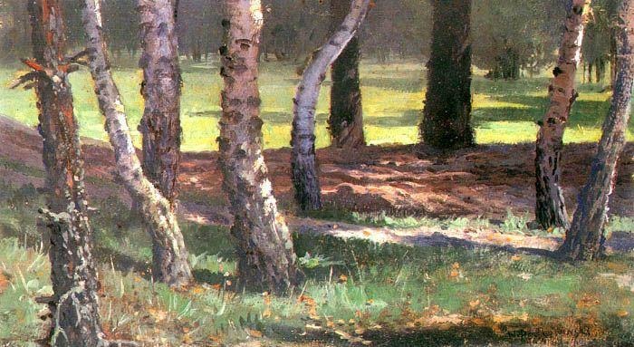 Wladyslaw Podkowinski Forest Glade