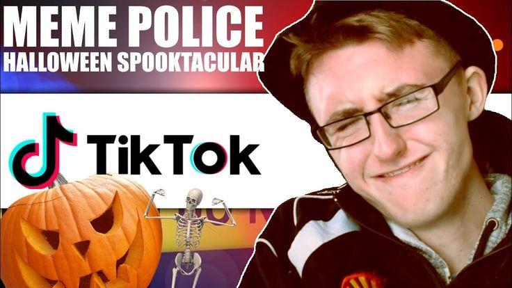Meme Police: Halloween Spooktacular – Tik Tok