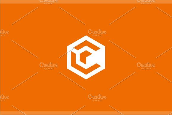Letter C Logo by yopie on @creativemarket