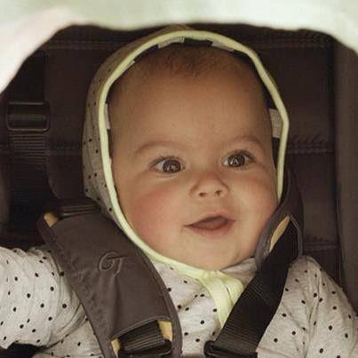 Baby Zoe is so cute