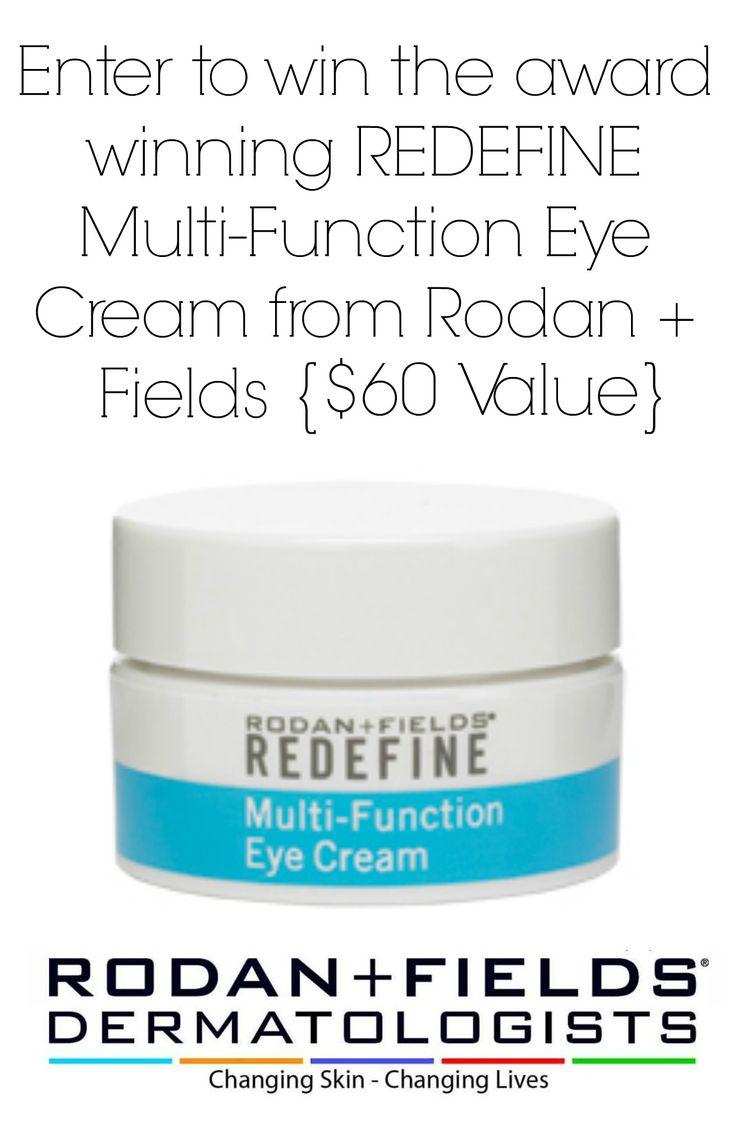 Rodan + Fields Giveaway ~ Win the REDEFINE Multi-Function Eye Cream {$60 Value} #Spa4Ma - Bare Feet on the Dashboard