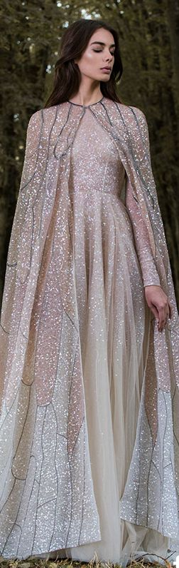 Paolo Sebastian 2016/17 Autumn Winter - Gilded Wings. V