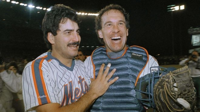 The yin and yang of the 80s Mets teams, Keith Hernandez and Gary Carter