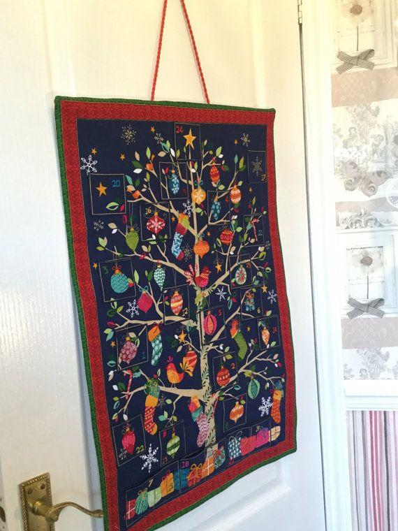 Best 25 Fabric Advent Calendar Ideas On Pinterest