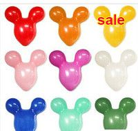 Party Balloons Delivery Wholesale Mickey Mouse Shape Latex Balloons Animal Balloon For Party Decoration Toy Party Wedding Birthday Inflated Balloons Delivered From Asite, $14.09| Dhgate.Com