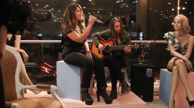 Juliana Velasquez- Actriz y Cantante  www.johanacano.co Boutique Sede 82