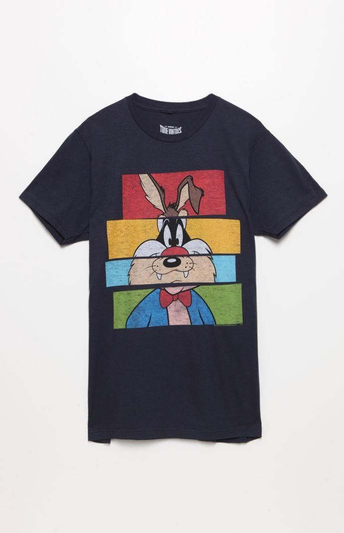 Junk Food Looney Tunes T-Shirt - Mens Tee from PacSun | GFS
