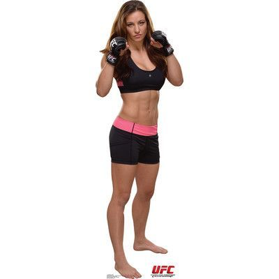 Advanced Graphics Miesha Tate - UFC Cardboard Standup