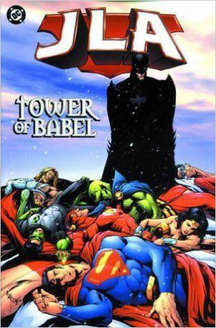 JLA: Tower of Babel: Mark Waid, Howard Porter: 9781840233049: AmazonSmile: Books