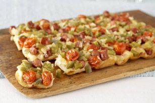 Cheesy Pepperoni Pulls Recipe - Kraft Canada