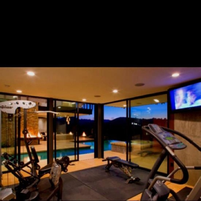 60 best Workout Room images on Pinterest | Exercise rooms, Gym and ...