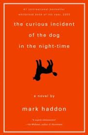 curious incident of the dog in the night-time by Mark Haddon. Fascinating, strangely good story told from a fresh perspective. Highly addictive and recommended.