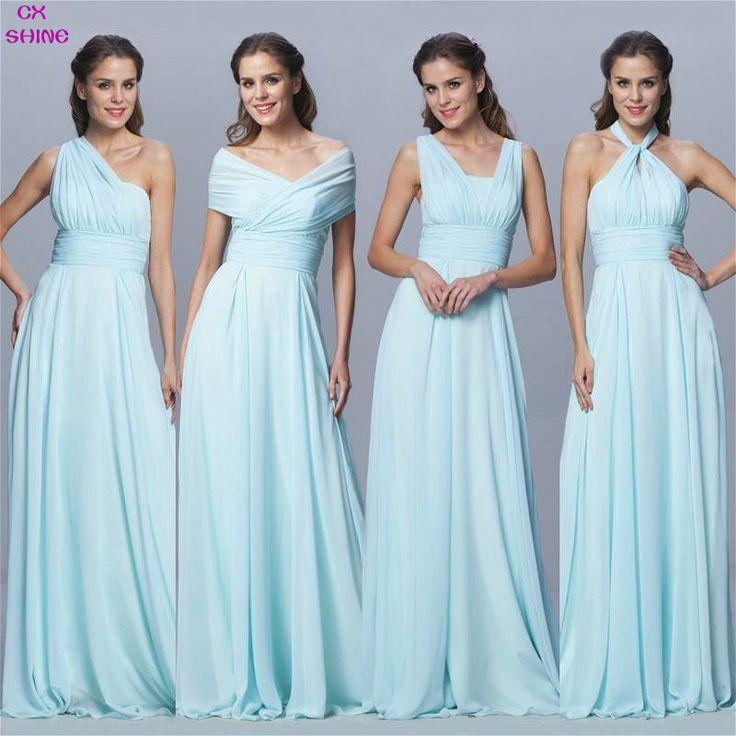 Chiffon Infinity Dress: Best 25+ Convertible Bridesmaid Dresses Ideas On Pinterest