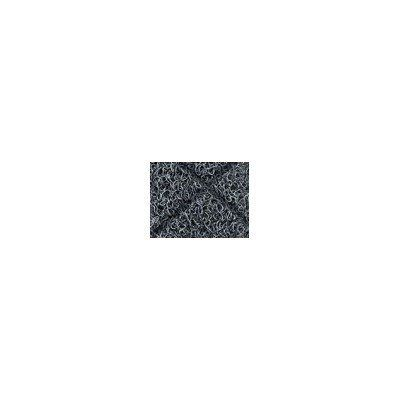 "Diamond Deluxe Duet Mat Color: Blue/Black, Size: 36"" x 60"" by Crown Matting. $232.04. DX MB35BB Color: Blue/Black, Size: 36"" x 60"" Features: -Deluxe duet mat.-Diamond pattern embossing for a stylish yet effective scraper mat.-Foam backing traps and hides dirt and debris.-Easy to shake or hose clean.-Medium duty with vinyl backing.-Crimped edges on short sides. Options: -Available in blue/black or gray/black colors. Color/Finish: -Unique and coordinating dual color viny..."