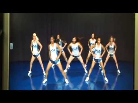 Hip Hop Dance for Football - YouTube