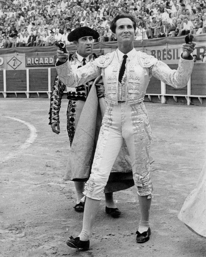 Luis Miguel González Lucas (November 9, 1926 – May 8, 1996) was a famous bullfighter from Spain, better known as Luis Miguel Dominguín.