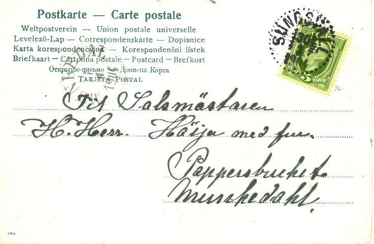 """Salsmästare är detsamma som Pappersmästare Chef vid ett pappersbruk Från danskan: Sals-mester, en. (til I. Sal 1.1; fagl.) funktionær paa en papirfabrik, der leder arbejdet paa den sal, hvor de indkomne klude sorteres (""""kludesalen""""), ell. paa den sal, hvor det færdige papir sorteres, tælles og indpakkes (""""papirsalen""""). BerlTid.20/101934.26.sp.6. jf."""