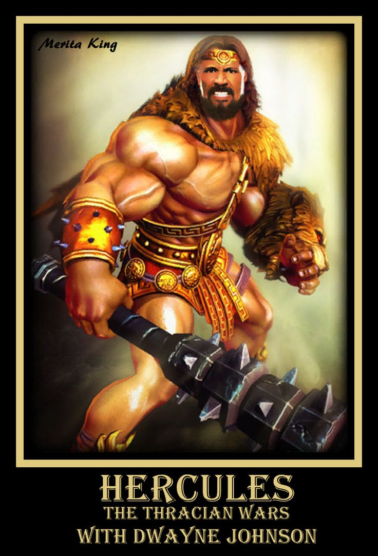 "17 Best images about Hercules #5 ~ Dwayne ""The Rock ..."