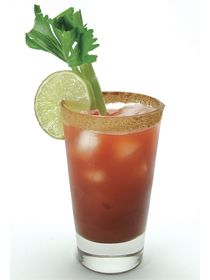 The Bloody Ceasar for when I wake up in the morn.