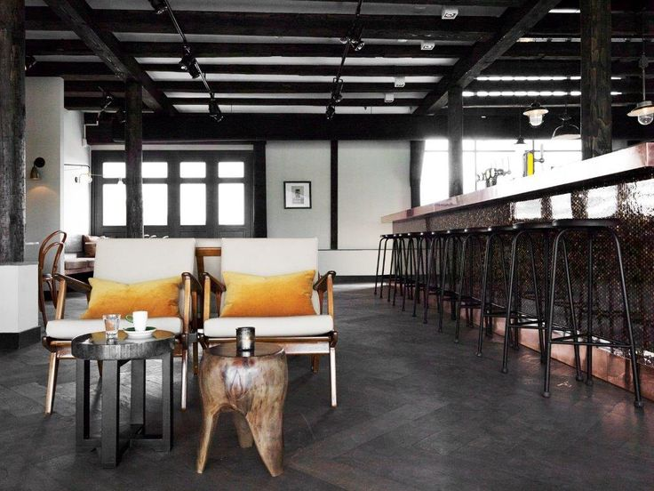 Lounge - Restaurant Den Burgh