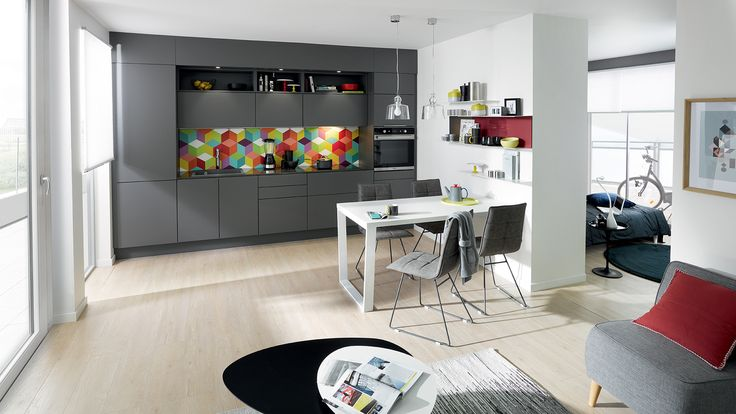 cuisine quip e trend style design cuisinella cuisine pinterest cuisinella cuisine. Black Bedroom Furniture Sets. Home Design Ideas