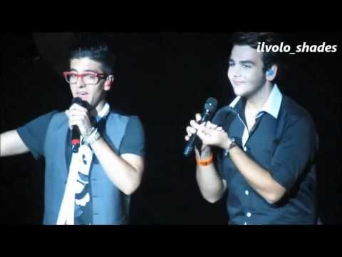 IL VOLO VERY FUNNY VIDEO - YouTube