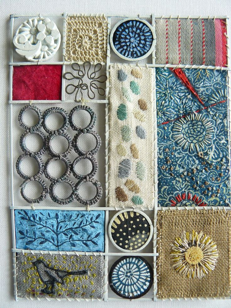 My Paisley World: Liz Cooksey's Textile Art http://mypaisleyworld.blogspot.com/2014/08/liz-cookseys-textile-art.html