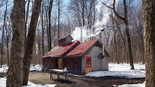 Le temps des sucres | Les idées de ma maison TVA Publications | © Photos: Yves…