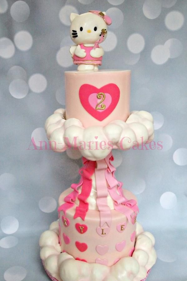 Maries Manor Hello Kitty: 124 Best Images About Ann-Maries Cakes On Pinterest