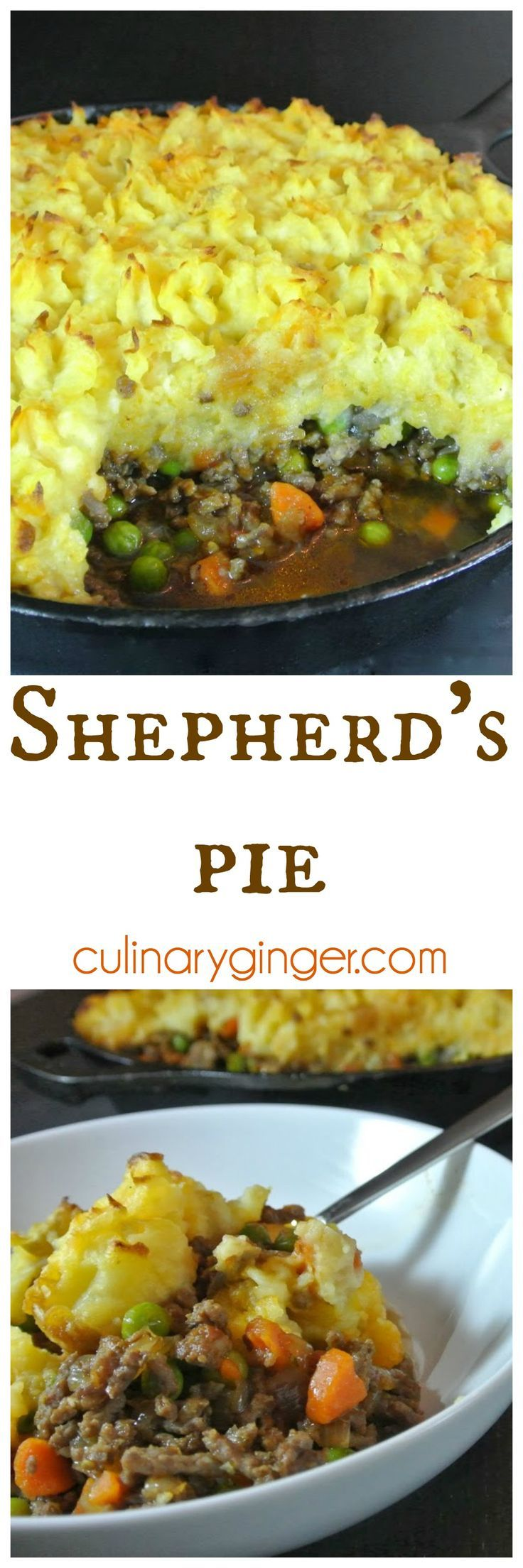 34 best english food images on pinterest english recipes english classic british comfort food rich beef and vegetables cooked in guinness topped with fluffy mashed forumfinder Choice Image