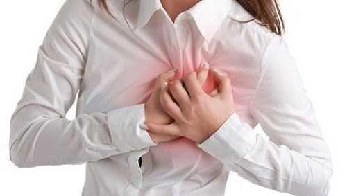 Cinco síntomas de un posible infarto al corazón