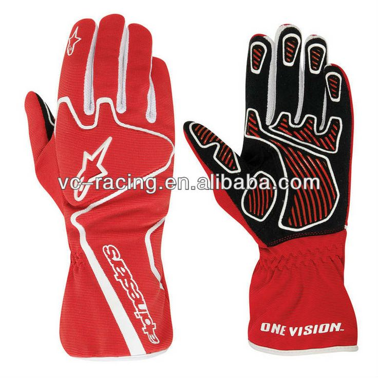 2013 New Arrived Hot Selling Nomex FIA Car Racing Gloves $45~$65