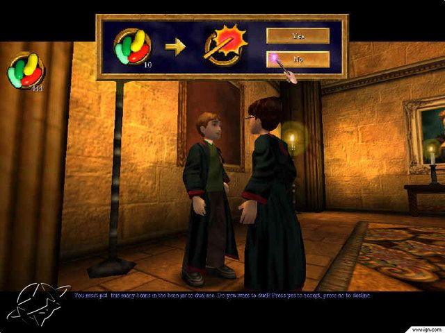 Harry Potter and the Chamber of Secrets Video Game Images