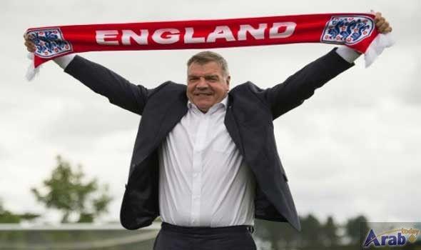 New England football boss Sam Allardyce targets…: New England manager Sam Allardyce vowed on Monday to break the psychological barrier…