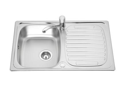 Compact Kitchen Sinks 16 best kitchen sink images on pinterest compact kitchen kitchen the lamona compact single bowl kitchen sink is the perfect finish to any kitchen workwithnaturefo