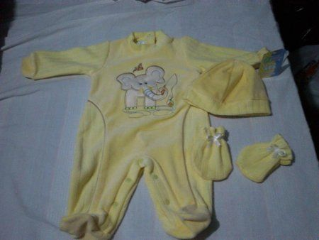 Bebés salen del hospital de amarillo y a la moda. ¡Fotos! | Blog de BabyCenter