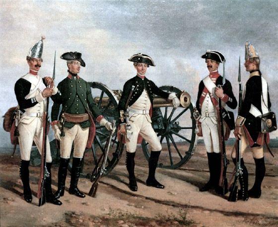 Historia de Dolmatovia 49dfa187611305fb9b128cd4cf5eb05a--frederick-the-great-military-uniforms