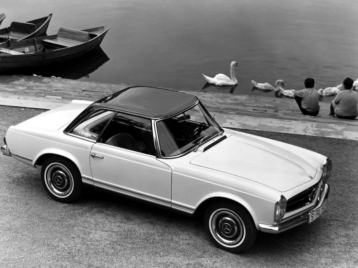 Mercedes-Benz 250 SL (W 113) 1967-1968