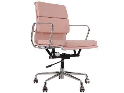 17 best images about fauteuil de bureau on pinterest for Chaise eames rose