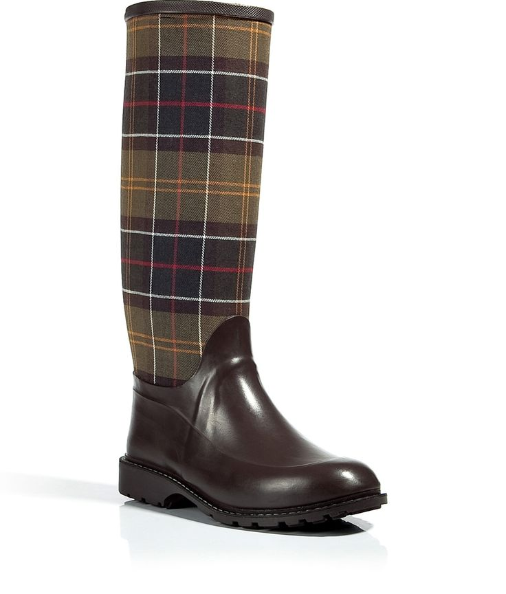 Barbour - Wellies