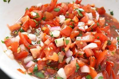 Sorelle Grapevine: Tomato Salsa