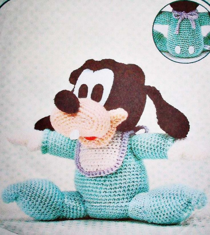 Free Amigurumi Disney Patterns : Best images about crochet pattern for disney character