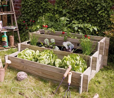 M s de 1000 ideas sobre leroy merlin jardin en pinterest - Pequeno huerto en casa ...