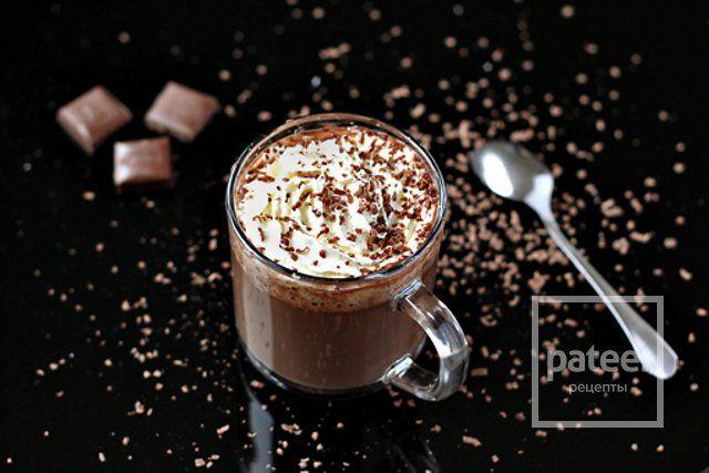 Горячий шоколад - Шаг 5