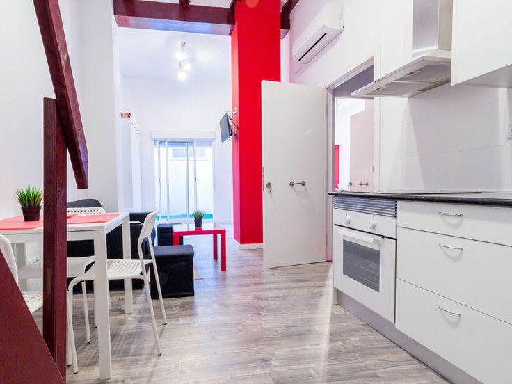 Las 25 mejores ideas sobre peque os apartamentos de tipo - Apartamentos tipo loft ...