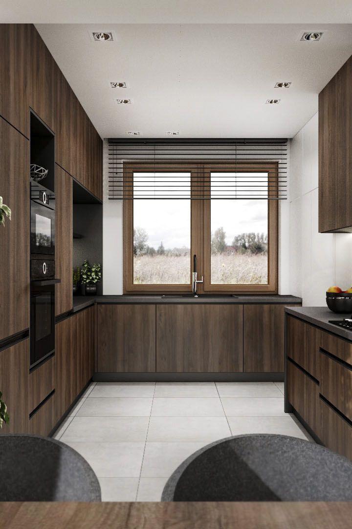 Nowoczesna Kuchnia W Brazie Home Home Decor Room Divider